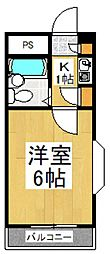 Housing-Musashino87[1階]の間取り