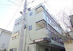 東京都豊島区西巣鴨1丁目の賃貸アパートの外観