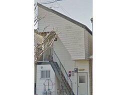 大丸アパート[1階]の外観