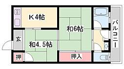 別府駅 2.5万円