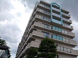 エクセラージュ茨木南[3階]の外観