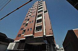 福岡県北九州市小倉北区清水1丁目の賃貸マンションの外観