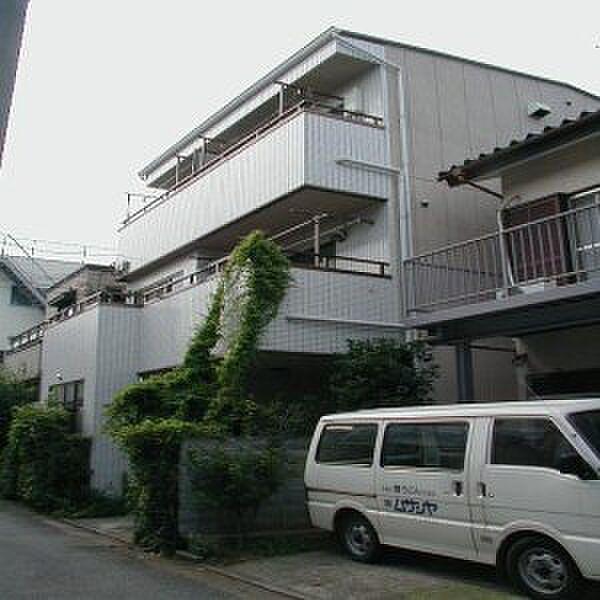 東京都府中市清水が丘2丁目の賃貸マンション