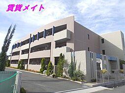 三重県四日市市城山町の賃貸マンションの外観