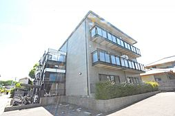 ハーモニーマンションC棟[3階]の外観