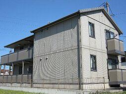 モナリエ[1階]の外観