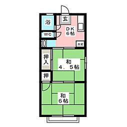 砂田橋駅 3.2万円