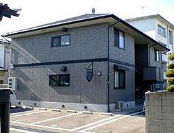 兵庫県姫路市北八代1丁目の賃貸アパートの外観