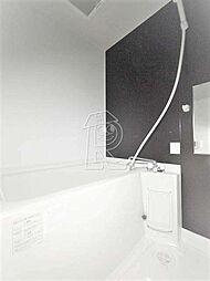 メイソンデグレース天神南のバスルームです。