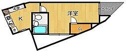 三原ビル[3階]の間取り