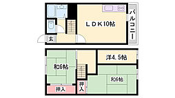 京口駅 4.3万円