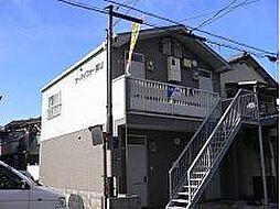 兵庫県姫路市栗山町の賃貸アパートの外観
