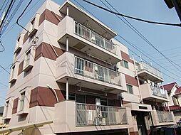 カネカ坂本第6マンション[201号室]の外観