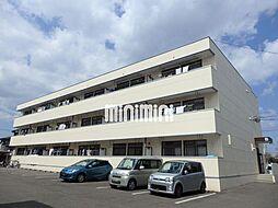 メルシーハイツ飯田B[2階]の外観