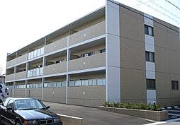 愛知県尾張旭市城前町3丁目の賃貸マンションの外観