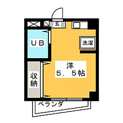 【敷金礼金0円!】第1藤ビル