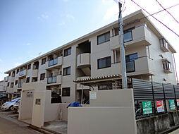 大阪府豊中市上野西3丁目の賃貸マンションの外観