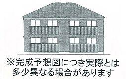 セジュールWIT平井[1階]の外観