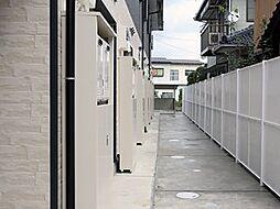 兵庫県豊岡市大磯の賃貸アパートの外観