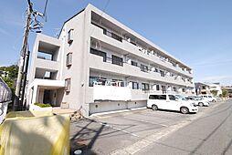 茨城県日立市十王町友部東3丁目の賃貸マンションの外観