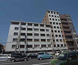 京都府京都市右京区西院南高田町の賃貸マンションの外観
