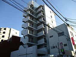 愛知県名古屋市千種区東山通5丁目の賃貸マンションの外観