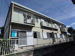 渋谷ハイツ[202号室]の外観