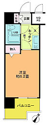 ライオンズマンション相模大野第6[8階]の間取り