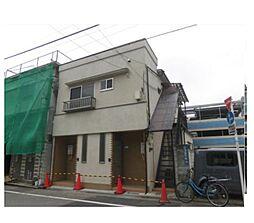東京都台東区東上野6丁目の賃貸アパートの外観