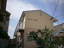 カーサ・タナカ[2階]の外観
