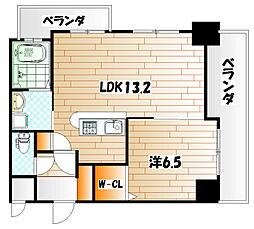 Allons-y(アロンジ)[2階]の間取り