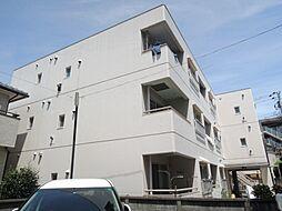 メゾン竹ノ塚[204号室]の外観
