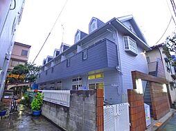 東京都葛飾区堀切6丁目の賃貸アパートの外観