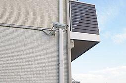 ベルソーD[1階]の外観
