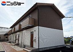 [タウンハウス] 愛知県北名古屋市二子屋敷 の賃貸【愛知県 / 北名古屋市】の外観