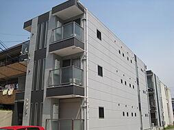愛知県名古屋市北区上飯田南町5丁目の賃貸マンションの外観