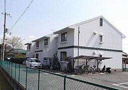 セジュール青山[2階]の外観