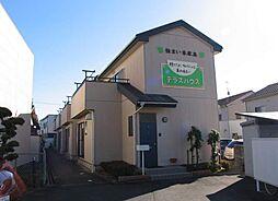 [テラスハウス] 静岡県浜松市浜北区横須賀 の賃貸【/】の外観