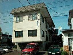 クラーク東札幌[102号室]の外観
