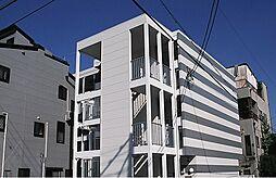 大阪府大阪市城東区鴫野西1丁目の賃貸マンションの外観