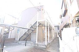 神奈川県横浜市瀬谷区瀬谷5丁目の賃貸アパートの外観