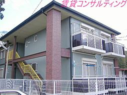 ハイブリッジ桜木[2階]の外観