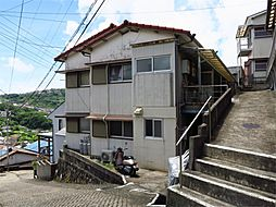 長崎県長崎市椎の木町の賃貸アパートの外観