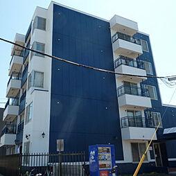 エースハイム厚別[4階]の外観