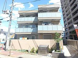 近鉄南大阪線 河堀口駅 徒歩2分の賃貸アパート