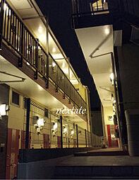 神奈川県横浜市南区大岡3丁目の賃貸アパートの外観