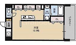 ラべニール[7階]の間取り