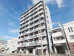 大阪府大阪市旭区高殿3丁目の賃貸マンションの外観