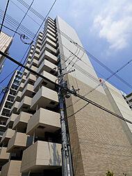 プレミアムコート谷町4丁目[3階]の外観