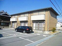 兵庫県神戸市西区枝吉5丁目の賃貸アパートの外観